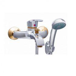 Alfa-Gold kád csaptelep zuhanyszettel
