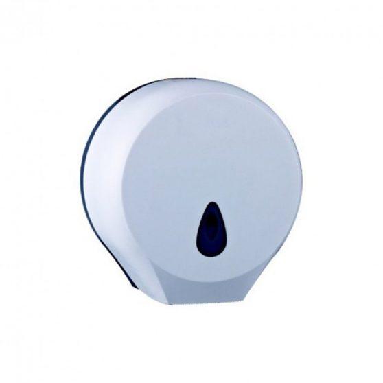 HOTEL PROGRAM Jumbo-roll WC papíradagoló, fehér ABS