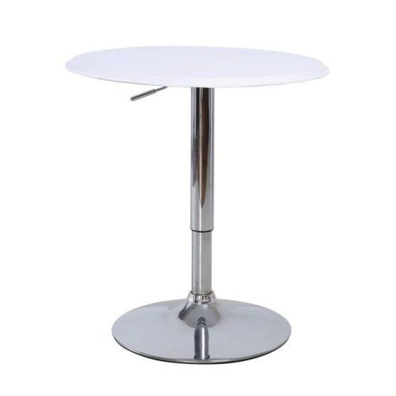 BRANY Bárasztal magasság állítással, több színben