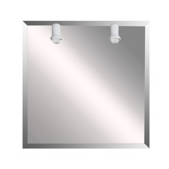 Sanotechnik Aloe 60 tükör normál világítással