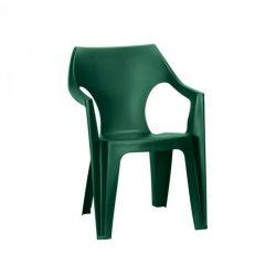 Dante alacsony támlás műanyag kerti szék