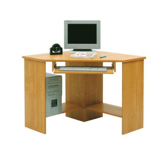 B3 sarok számítógépasztal