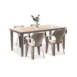 Fuante 4+1 kerti bútor garnitúra szett