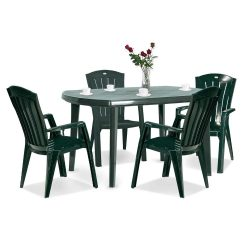 Eltorini 4+1 kerti bútor garnitúra szett
