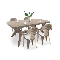 Bare 4+1 kerti bútor garnitúra szett