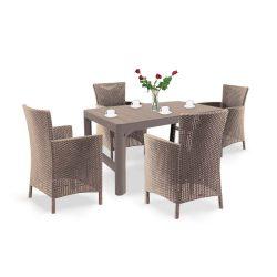 Liowa 4+1 kerti bútor garnitúra szett