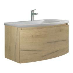 Sofia 80 fürdőszobabútor kerámia mosdóval