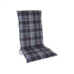 Gardenwell kerti székekhez ülőpárna 120 X 80 cm Kék/Szürke