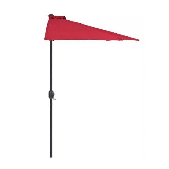 Falkon kerti napernyő - piros