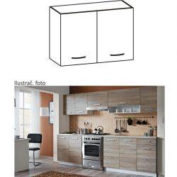 CYRA NEW G 60 Felső szekrény sonoma tölgy/fehér