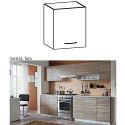CYRA NEW G 40 Felső szekrény sonoma tölgy/fehér