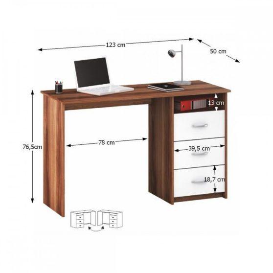 Laristote számítógépasztal
