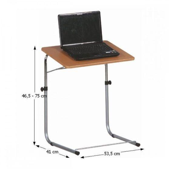 Lyon notebook asztal