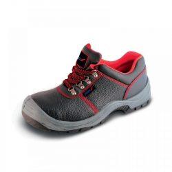 Munkavédelmi cipő P1A, bőr, SP1 src kat.