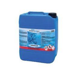 Sanisolar fertőtlenítőszer szoláriumpadok, szaunák fertőtlenítésére 1 l