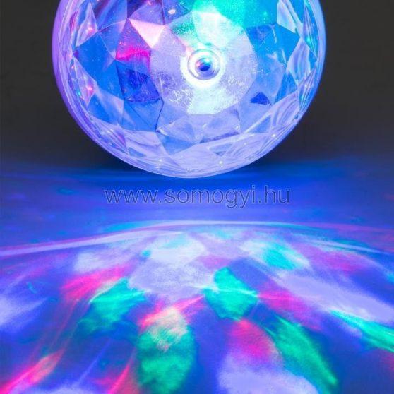 LED-s diszkólámpa