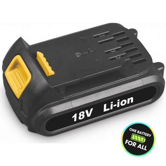 FDUZ 50003 Li-ion akkumlátor 18 V 2000 mAh