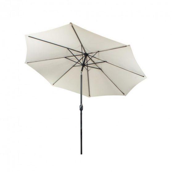 FDZN 5006 fémvázas krém színű napernyő