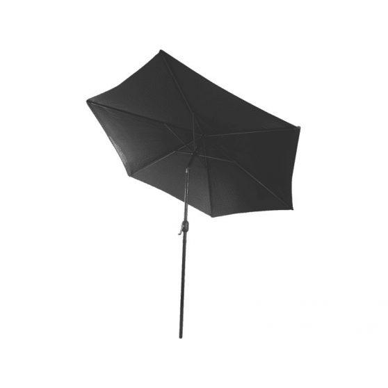 FDZN 5007 fémvázas fekete színű napernyő