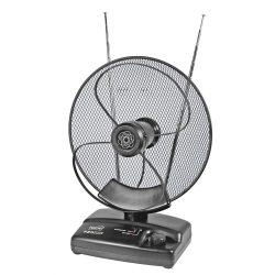 Szobaantenna erősítővel, 32dB, DVB-T/T2