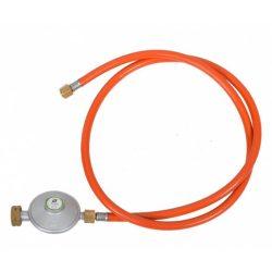 Hecht gázreduktor + tömlő, 1,5M, h 3015