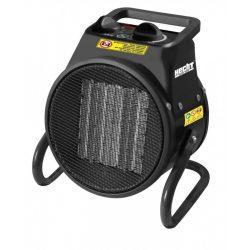 Hecht 3542 hősugárzó ventilátorral és termosztáttal, 2000W