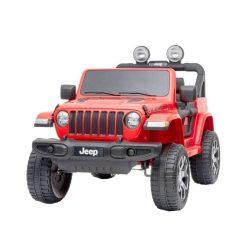 Hecht jeep wrangler red akkumulátoros gyerek autó