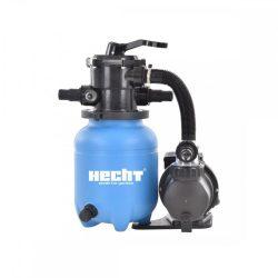 """Hecht 302111 homokszűrős vízforgató 10"""" előszűrővel 5 m3/h"""