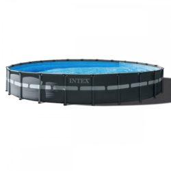 Intex Ultra XTR kör medenceszett homokszűrővel, 732x132 cm