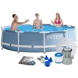 Intex Prisma medence 305x76cm