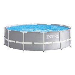 Intex Prism Frame medence papírszűrős vízforgatóval, 366x76 cm