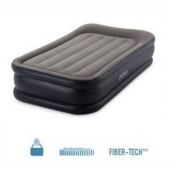 Twin Deluxe egyszemélyes felfújható matracágy beépített pumpával