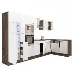 Yorki 370 beépíthető sarok konyhablokk