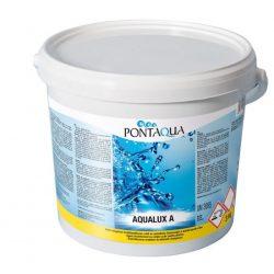 Vízfertőtlenítő, Pontaqua AQUALUX A oxigénes 20 gr-os tabletta 3 kg