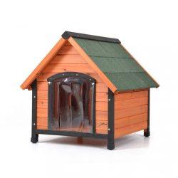 Hecht mikesd kutyaház 88x78x81 cm