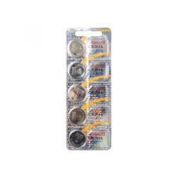 Maxell CR2016 Gombelem, litium, 3V