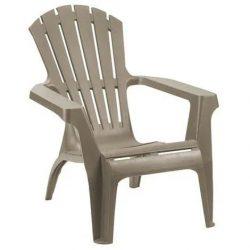 DOLOMITI döntött támlás fotel taupe