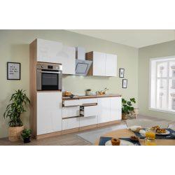Preston 270 fogó nélküli konyhablokk