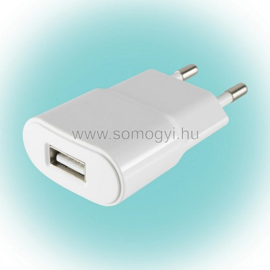 USB Adapter USB aljzattal, 1.0 A