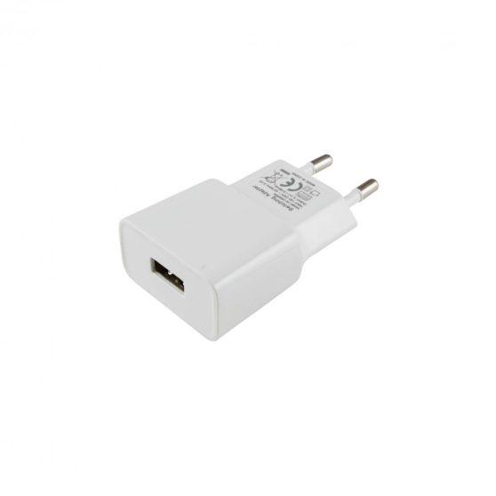 USB Adapter USB aljzattal, 2,1 A