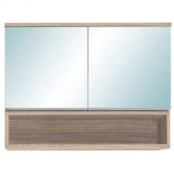 SOL 80 tükrös szekrény, Rauna szil
