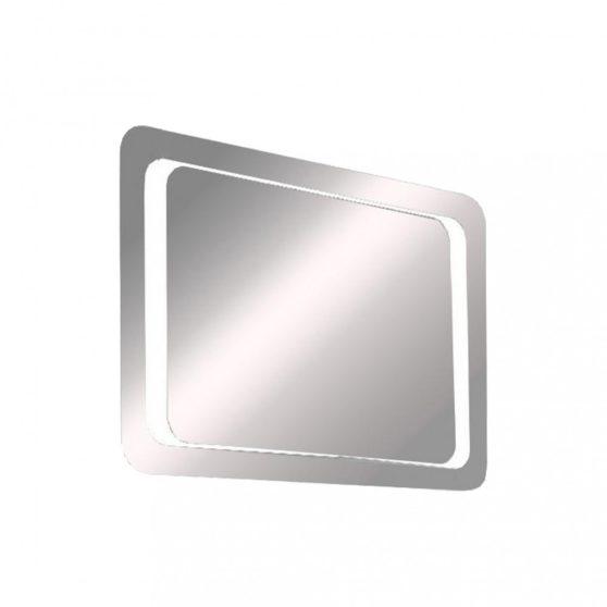 Bolzano LED tükör beépített trafóval 60X80 cm (szögletes)