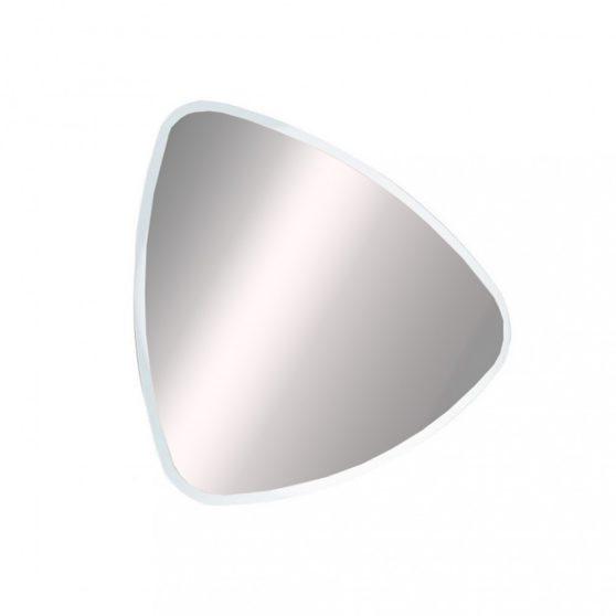 Formio LED tükör beépített trafóval 100X85 cm (aszimetrikus)