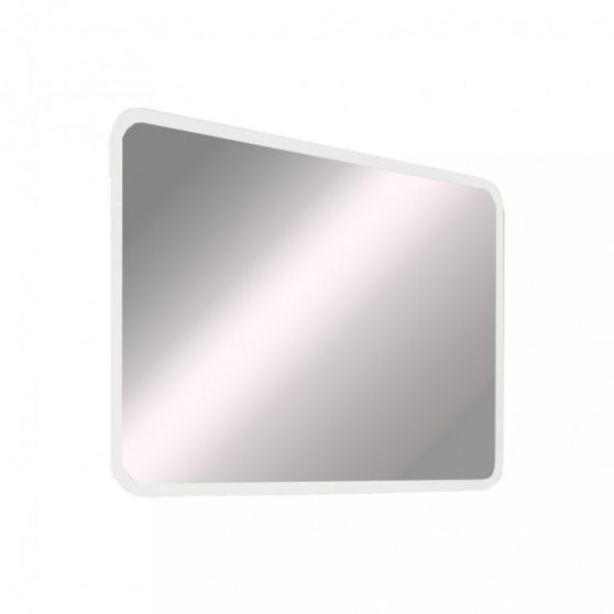 Cremo LED tükör beépített trafóval 100X70 cm (szögletes)