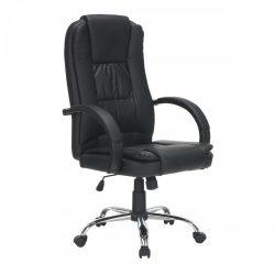 MADOX Irodai szék, fekete-króm