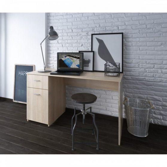 BANY PC asztal, tölgy sonoma