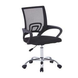DEX 2 NEW irodai szék,hálós,fekete-fekete