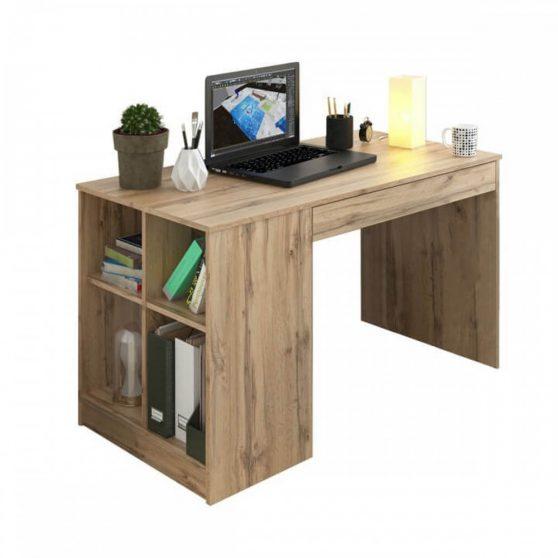 VENDI PC asztal, tölgy wotan