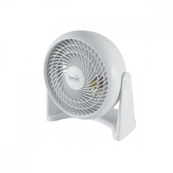 Asztali/fali ventilátor, 23cm, fehér