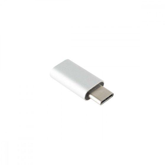 USB-C/microUSB-B átalakító